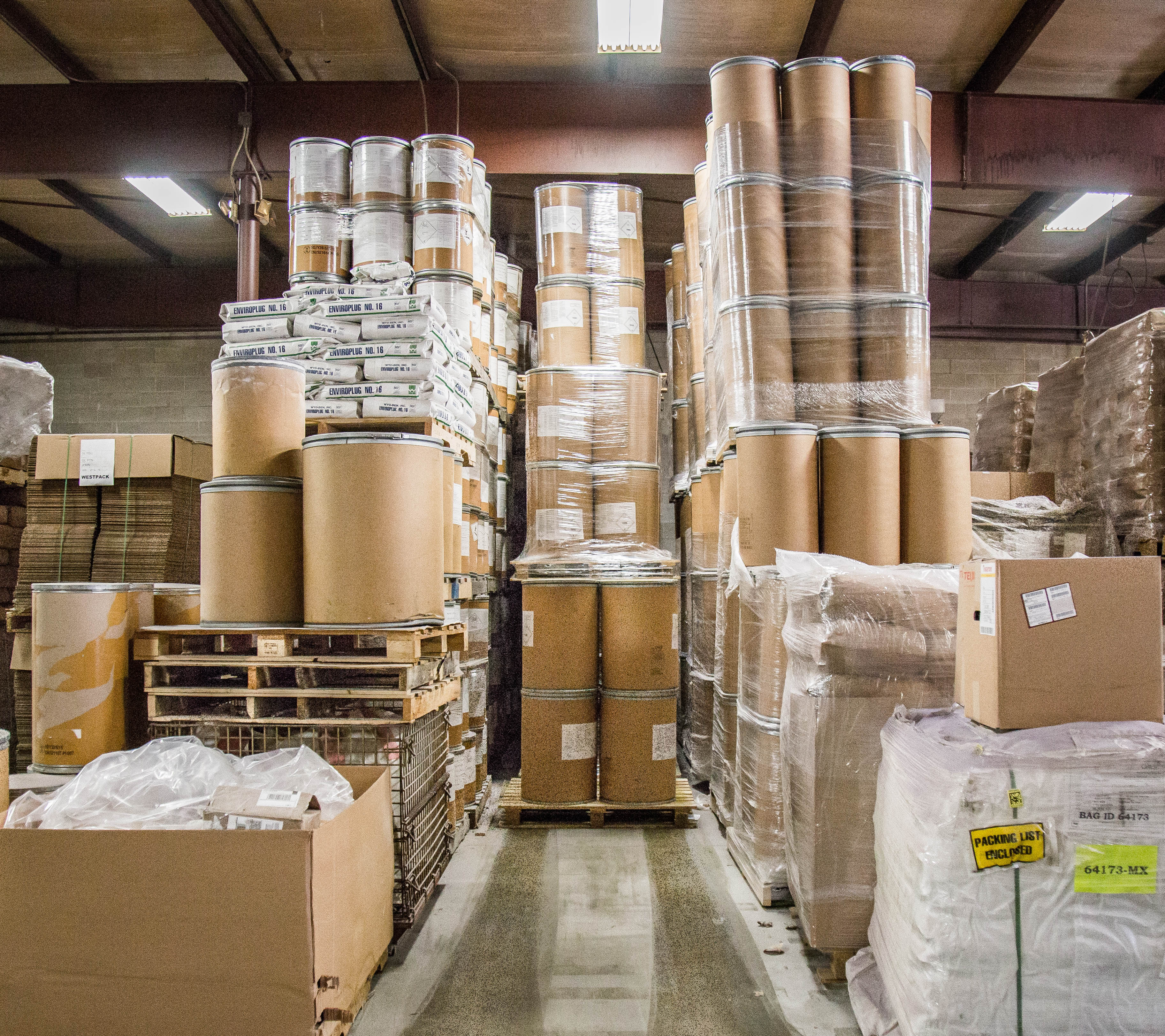 Dry packaging, toll manufacturers, and toll packing